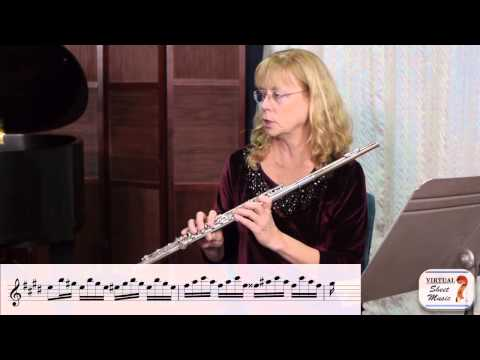 Tonguing on the Flute - Part 2