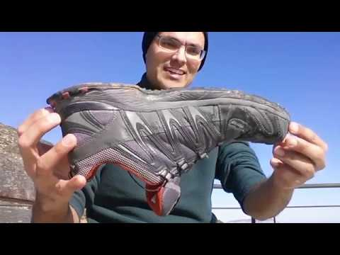 Marco Silva [English] - The best Camino de Santiago trainers - Salomon XA ULTRA 3D GTX