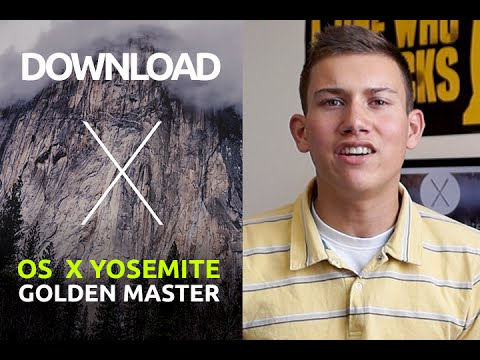 Install Mac OS X 10.10 Yosemite – Candidate 1.0 (GM)  [Updated: 30-09-2014]
