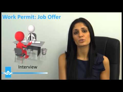 Do I Need a Job Offer to Obtain Work Permit for Canada Video