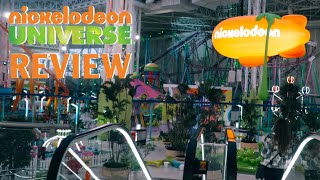 My (Unfortunate) Experience at Nickelodeon Universe & American Dream