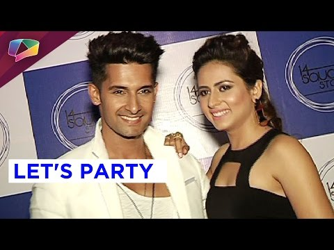 Ravi Dubey throws a surprise birthday soiree for h