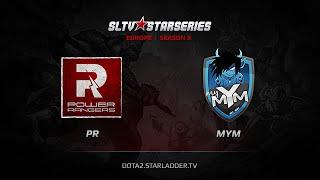 MYM vs PR, game 1