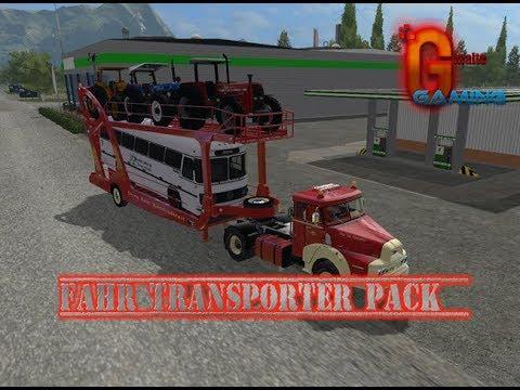 Fahr Transporter Pack v1.0.0