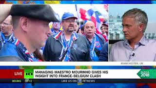 Video 'Heroes are there...not in the World Cup': Mourinho praises people involved in Thai cave rescue MP3, 3GP, MP4, WEBM, AVI, FLV Desember 2018