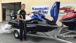 6. How to FLUSH your Kawasaki Ultra LX
