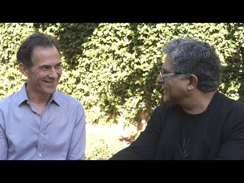 Rupert Spira & Deepak Chopra Discuss the Nature of Consciousness