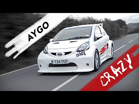 mad - If you thought all Aygos were breathless little city cars, then think again; here's Alex on what makes this crazy Aygo such a mad little super hatch. Subscribe to Car Throttle: http://bit.ly/CTSubs...