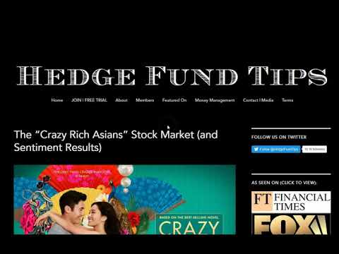 Hedge Fund Tips - Market Recap and Commentary for the week ending 12-13-2019 - Episode 7