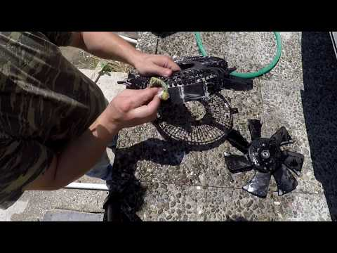How To Repair The Condenser Fan