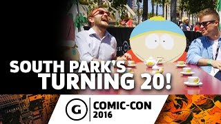 South Park's 20 Iconic Moments at Comic-Con 2016 by GameSpot