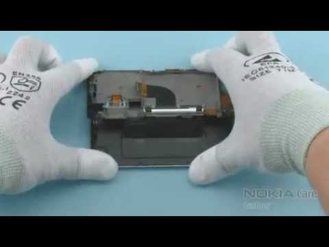 Nokia E7-00 Disassembly  Video