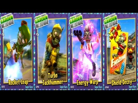 Abilities - Plants vs Zombies Garden Warfare All New Abilities (Zombies) - Gameplay (PC/Xbox One/Xbox 360) ❤❤ PvZ Full Playlist ➥ http://bit.ly/PvZFull ❤ SUBSCRIBE NOW! ...
