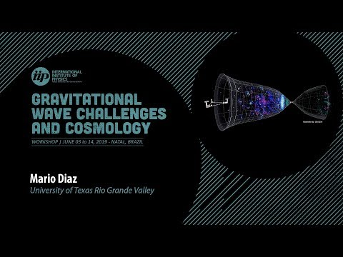 Mario Diaz - Short Introduction to General Relativity and Gravitational Wave Generation