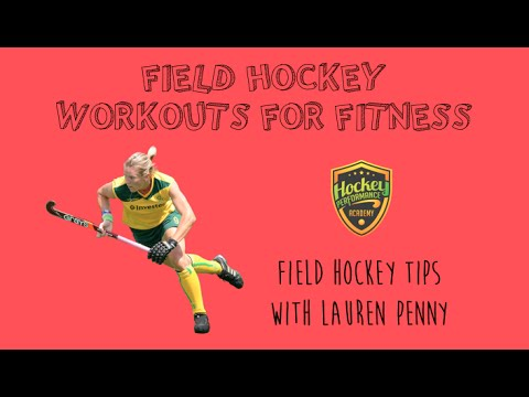 Field Hockey Fitness Training