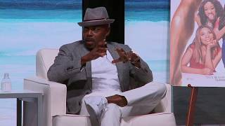 Here is a discussion about the making of the new comedy film Girls Trip with star Regina Hall, producer Will Packer, and director Malcolm D. Lee at the 2017 ABFF that took place in Miami this weekend.