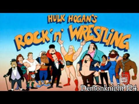 Hulk Hogan's Rock'n'Wrestling Episode 4