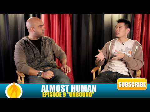 """Almost Human """"Unbound"""" Episode 9 Review"""