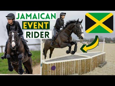 Jamaican Event Rider Lydia Heywood | AD | This Esme