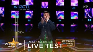 "Video Rizky Febian ""Menari"" 