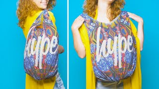 Video Nothing Lasts Forever…But You Can Reuse Your Clothes Back to Life! 20 Clothing Hacks by Crafty Panda MP3, 3GP, MP4, WEBM, AVI, FLV Juli 2018