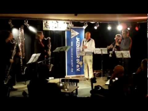 Le Double Trio de Clarinettes Live in Berlin December 2013