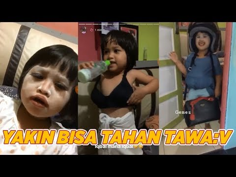 SIAPA AN**NG KAU:v! Try Not To Laugh Challenge