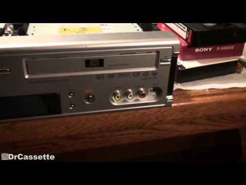 Daewoo DF-7100 DVD-VCR-Combo!