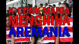 Video K-Conk Mania Menghina Arema MP3, 3GP, MP4, WEBM, AVI, FLV April 2018