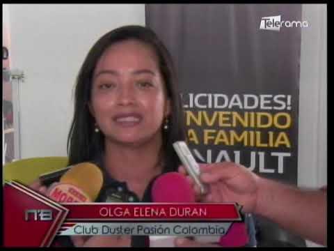 Club Duster Pasión Colombia Recorre Colombia, Ecuador y Perú