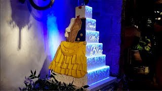 Nonton Beauty   The Beast Projection Mapped Cake Film Subtitle Indonesia Streaming Movie Download