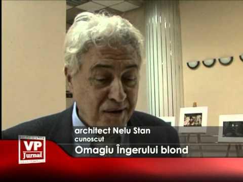 Omagiu Îngerului blond