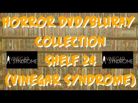 Horror DVD/BluRay Collection: Shelf 24 | Vinegar Syndrome
