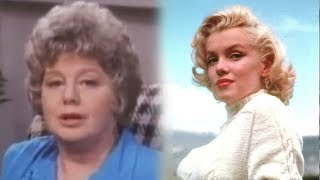 Video SHELLEY WINTERS on MARILYN MONROE — Diva on Diva MP3, 3GP, MP4, WEBM, AVI, FLV November 2018