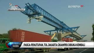 Video Pasca-penutupan, Tol Jakarta-Cikampek Dibuka Kembali MP3, 3GP, MP4, WEBM, AVI, FLV Juli 2018