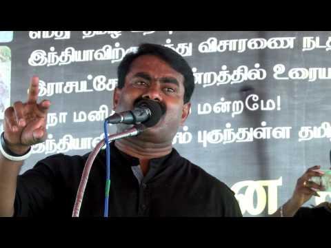 Director Seeman Shares his Experience of Meeting with Prabhakaran