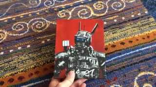 Nonton Présentation steelbook Chappie (FNAC exclusive) Film Subtitle Indonesia Streaming Movie Download