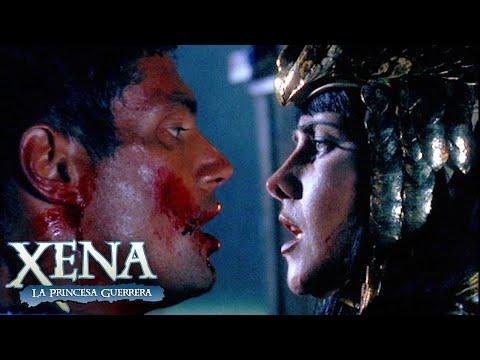 Xena MATA a Marco Antonio | Xena: La Princesa Guerrera