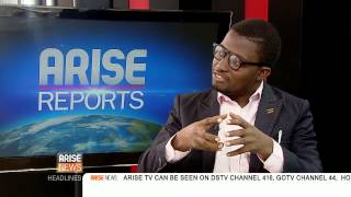 GLEEHD Africa Director Dayo Israel charges African Leaders Arise TV in London