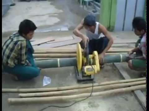Building a Bamboo Garage (Part 1)