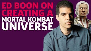 Ed Boon On Making A Mortal Kombat Universe And Letting Others Take Charge by GameSpot