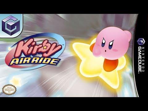 Longplay of Kirby Air Ride