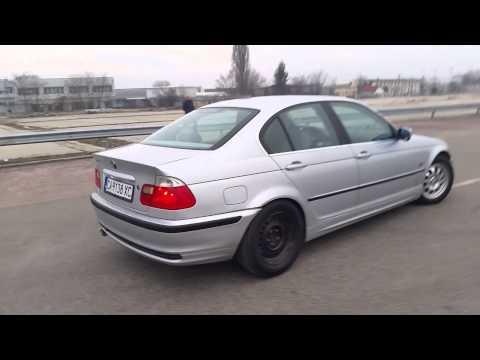 BMW e46 323 drift