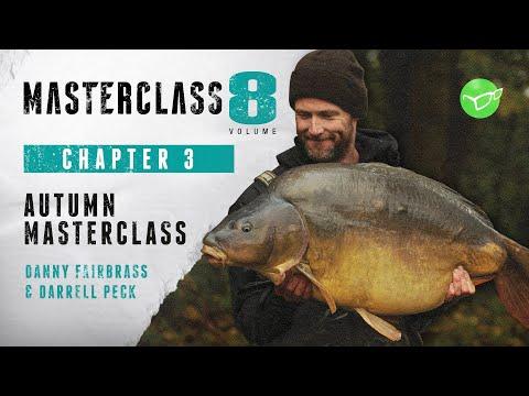 Korda Masterclass 8: Autumn Carp Fishing | Danny Fairbrass & Darrell Peck (2021)