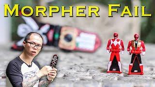 Super Megaforce Morpher Fail [UNBOXING]