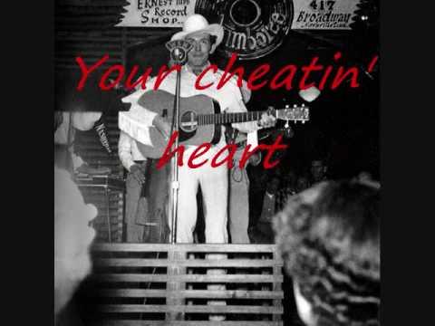 Tekst piosenki Hank Williams - Your Cheatin' Heart po polsku