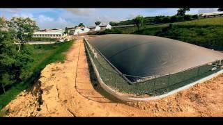 Proyecto biodigestor para Agropecuaria Bautista