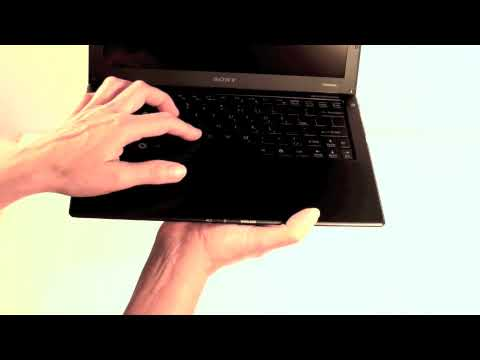 Sony Vaio X Video Review