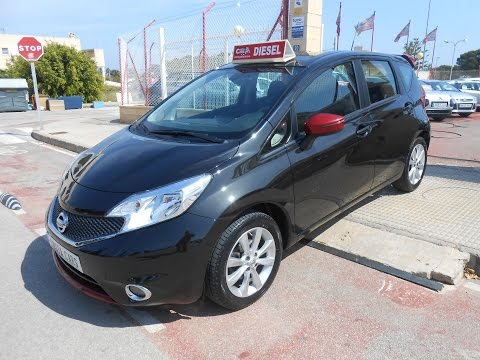 See video Nissan NOTE 1.5 DCI TEKNA SPORT