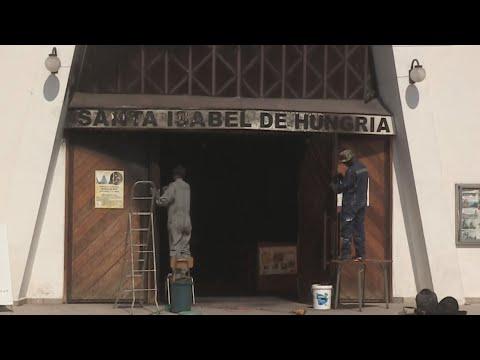 El Papa en Chile: protesta y quema de iglesias (VIDEO)